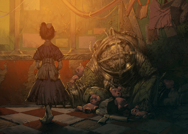BioShock The Collection Fan Art