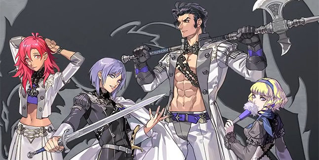 Fire Emblem Three Houses Cindered Shadows Banner