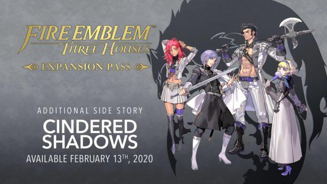 Fire Emblem Three Houses Cindered Shadows Promo Image