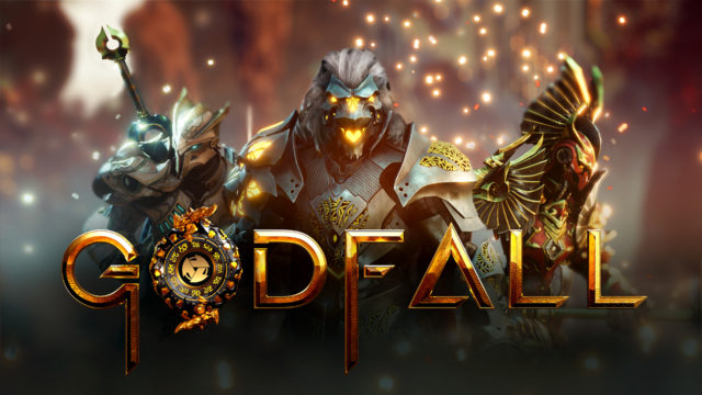 Godfall Key Visual