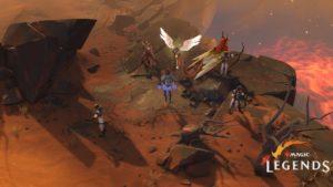 Magic Legends Screen 1