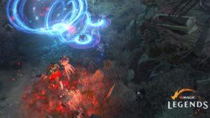 Magic Legends Screen 2