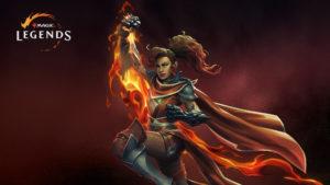 Magic Legends The Geomancer