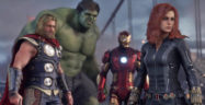 Marvel's Avengers Banner Small