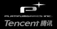 PlatinumGames and Tencent Logos