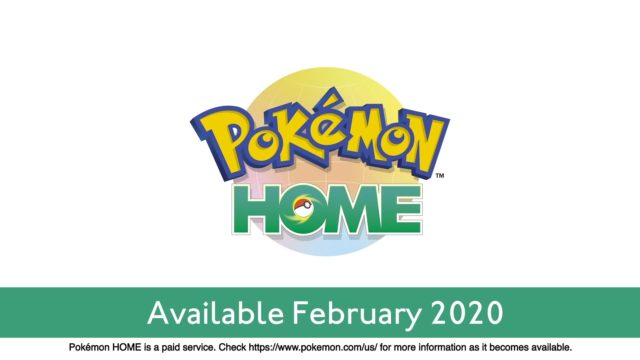Pokemon Home