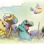 Pokemon Mystery Dungeon Rescue Team DX Art 4