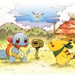 Pokemon Mystery Dungeon Rescue Team DX Art 9