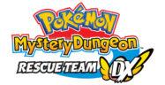 Pokemon Mystery Dungeon Rescue Team DX Logo