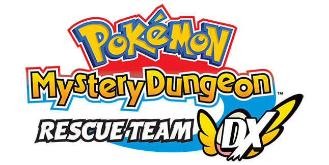 Pokemon Mystery Dungeon Rescue Team DX Logo