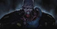 Resident Evil 3 Remake Nemesis Banner