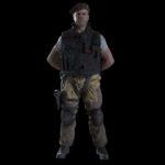 Resident Evil 3 Render 4