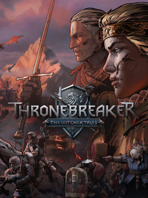 Thronebreaker The Witcher Tales Key Art