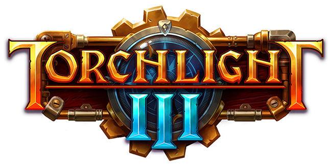 Torchlight III Logo