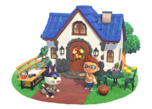 Animal Crossing New Horizons Render 1
