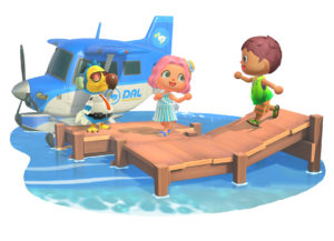 Animal Crossing New Horizons Render 3