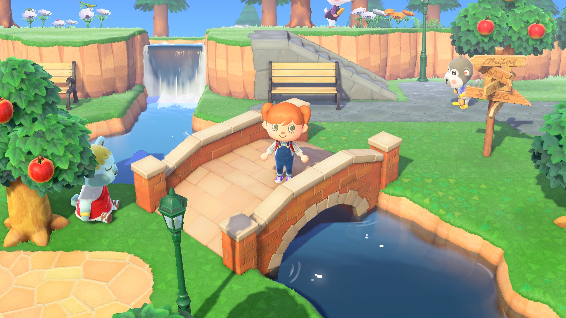 Animal Crossing New Horizon Bamboo Garden