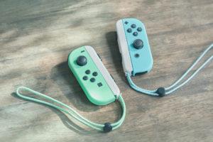 Animal Crossing New Horizons Themed Nintendo Switch Photo 2