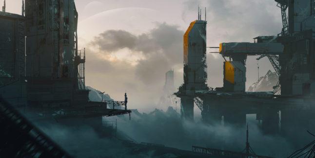 Archetype Entertainment Project Concept Art 1