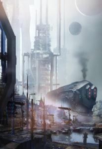 Archetype Entertainment Project Concept Art 2
