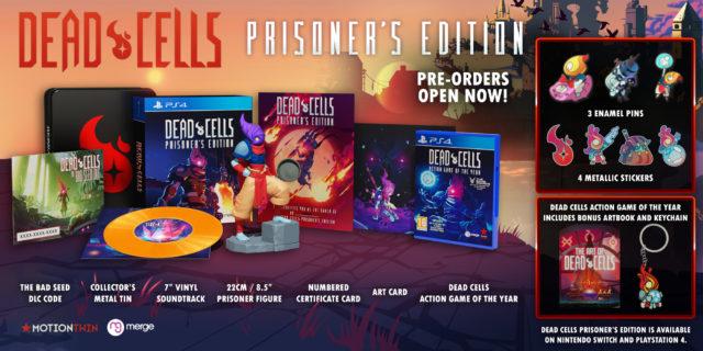Dead Cells Prisioner's Edition