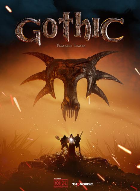 Gothic Playable Teaser Key Visual