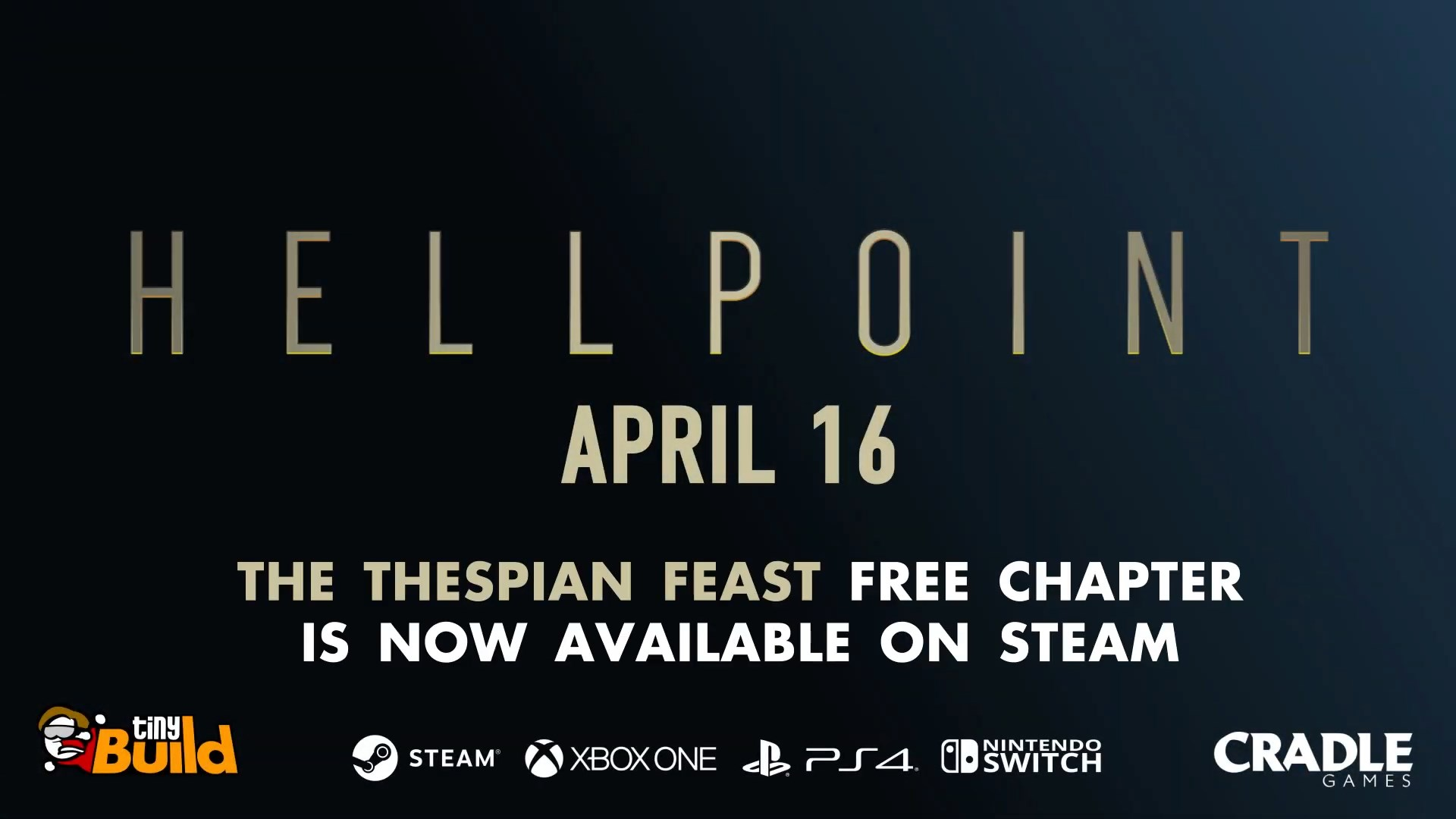 Hellpoint Release Date Banner