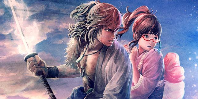 Katana Kami A Way of the Samurai Story Banner