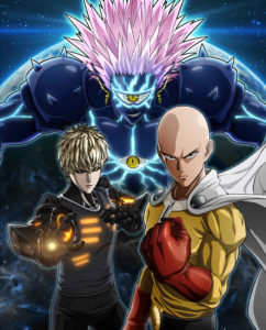One Punch Man A Hero Nobody Knows Key Art