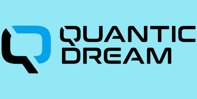 Quantic Dream Logo Banner