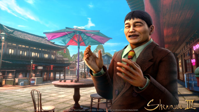 Shenmue III Story Quest Pack Screen 1