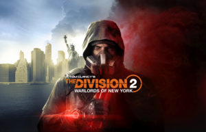 The Division 2 Warlords of New York Key Art