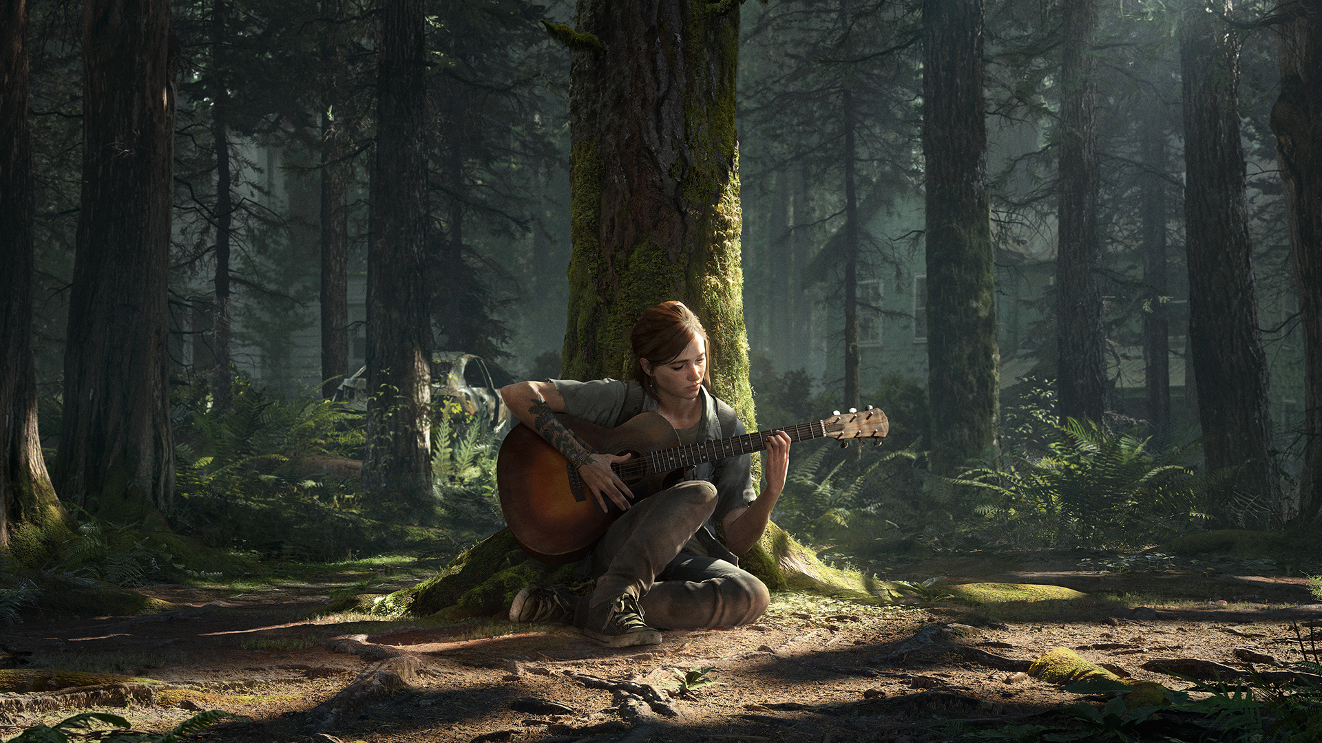 The Last of Us Part II New Key Art 1