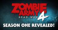 Zombie Army 4 Dead War Season One Banner