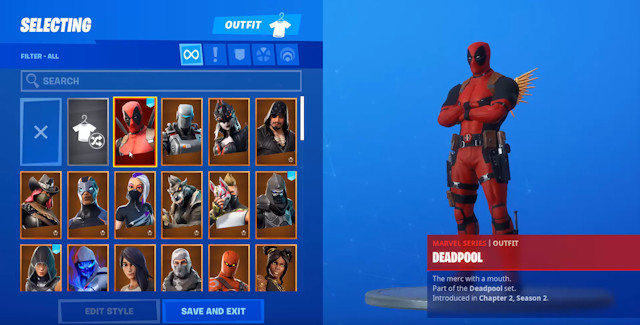 Fortnite Chapter 2 Season 2 Deadpool Skin Unlock Location