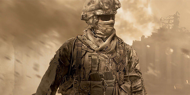Call of Duty Modern Warfare 2 Banner
