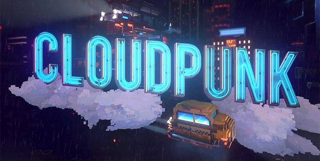 Cloudpunk Banner Small