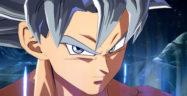 Dragon Ball FighterZ DLC Character Goku Ultra Instinct Screen 1