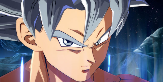 Dragon Ball FighterZ DLC Character Goku Ultra Instinct Screen 1