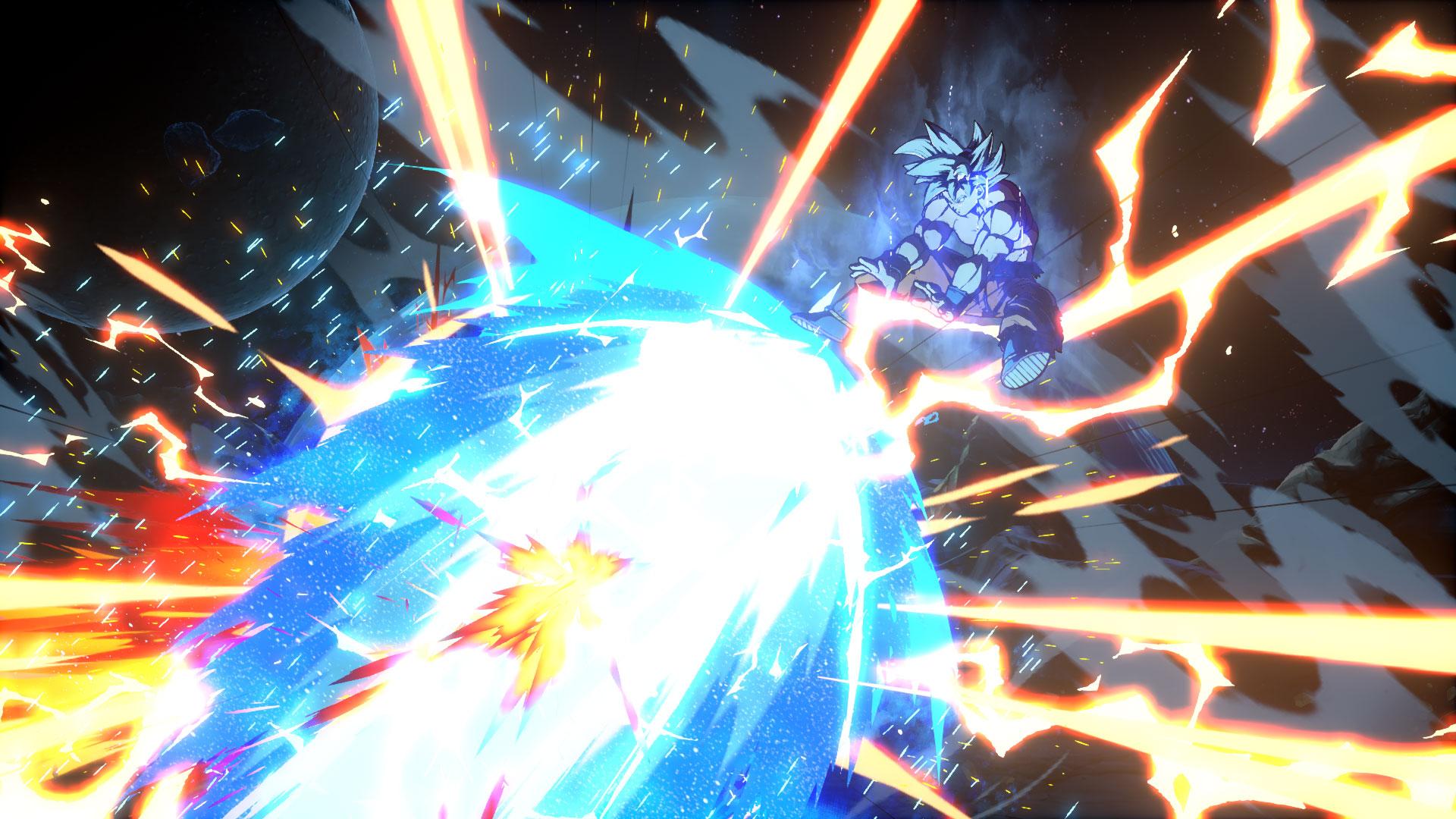 Dragon Ball FighterZ DLC Character Goku Ultra Instinct Screen 13