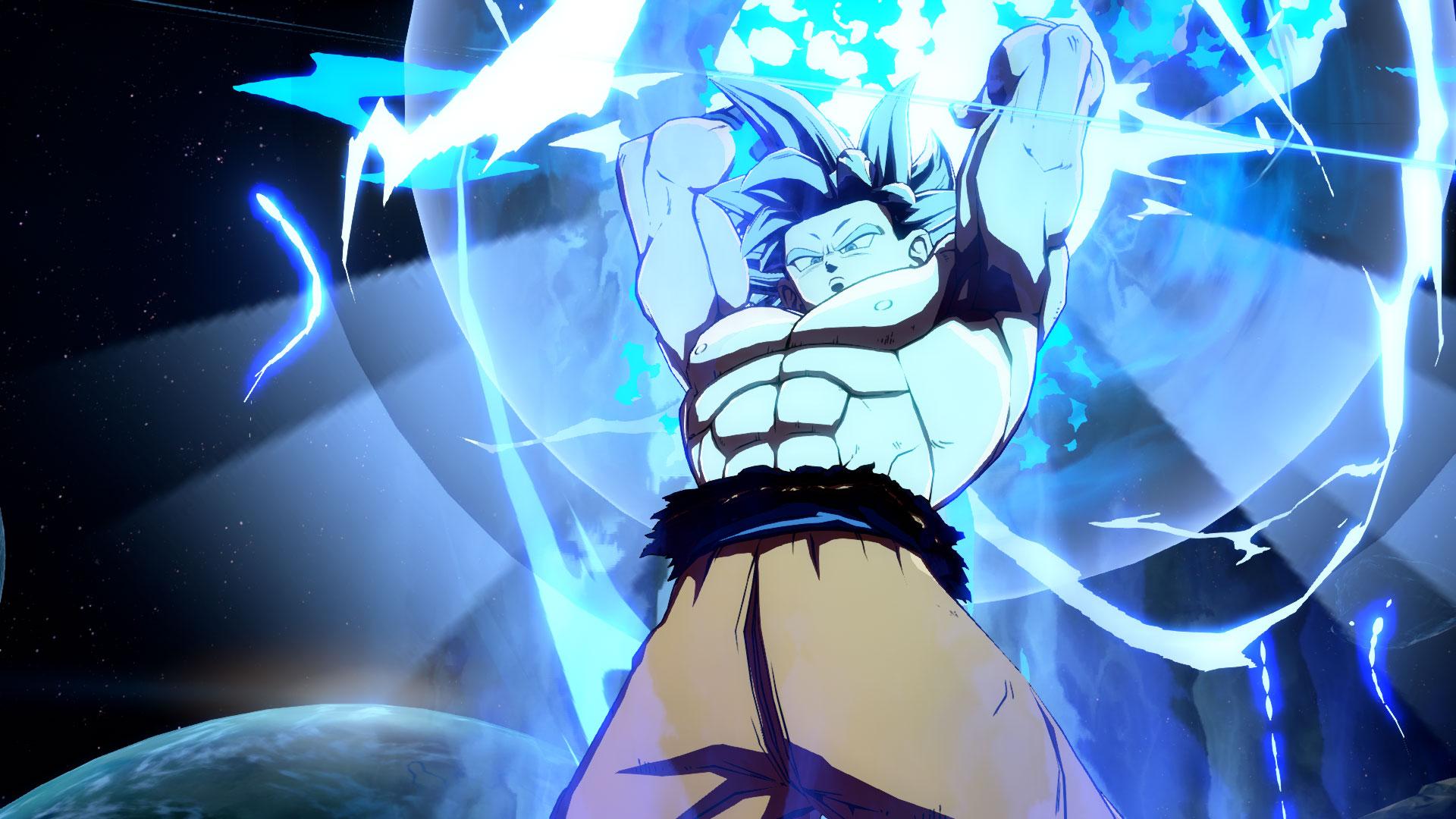 Dragon Ball FighterZ DLC Character Goku Ultra Instinct Screen 14