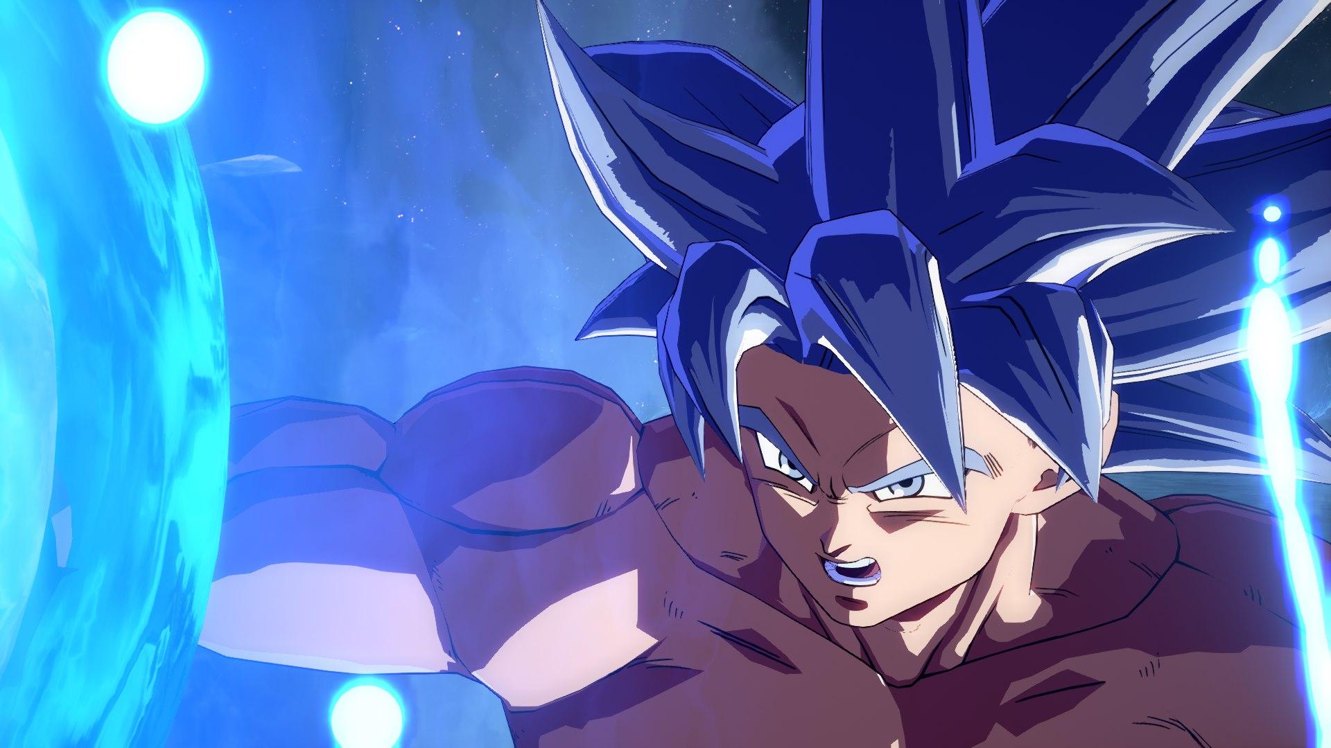 Dragon Ball FighterZ DLC Character Goku Ultra Instinct Screen 2