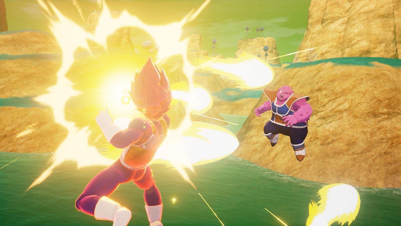 Dragon Ball Z Kakarot A New Power Awakens Part 1 Screen 2