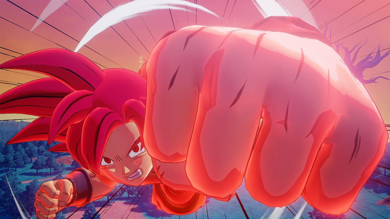 Dragon Ball Z Kakarot A New Power Awakens Part 1 Screen 5