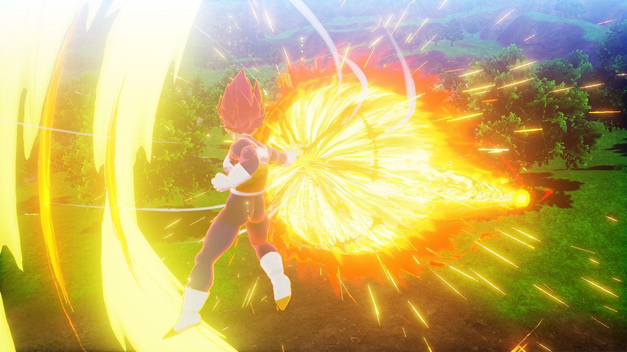 Dragon Ball Z Kakarot A New Power Awakens Part 1 Screen 8