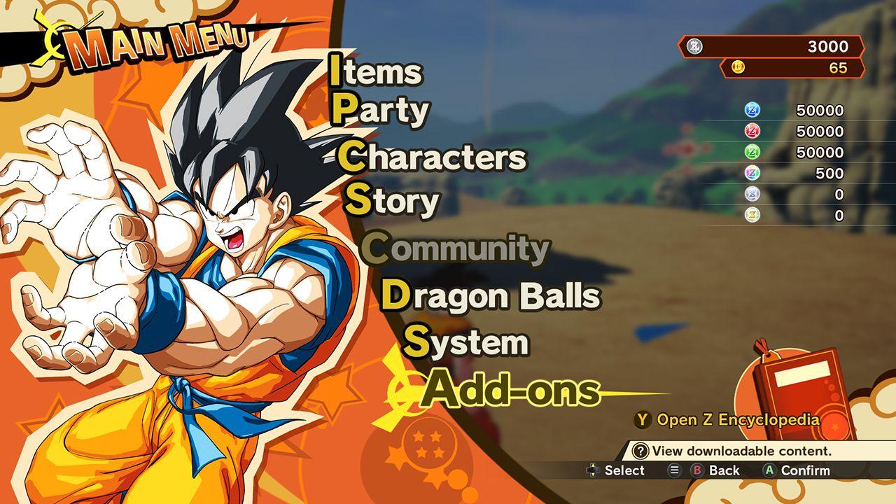 Dragon Ball Z Kakarot A New Power Awakens Part 1 Screen 9