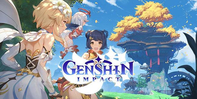 Genshin Impact Banner