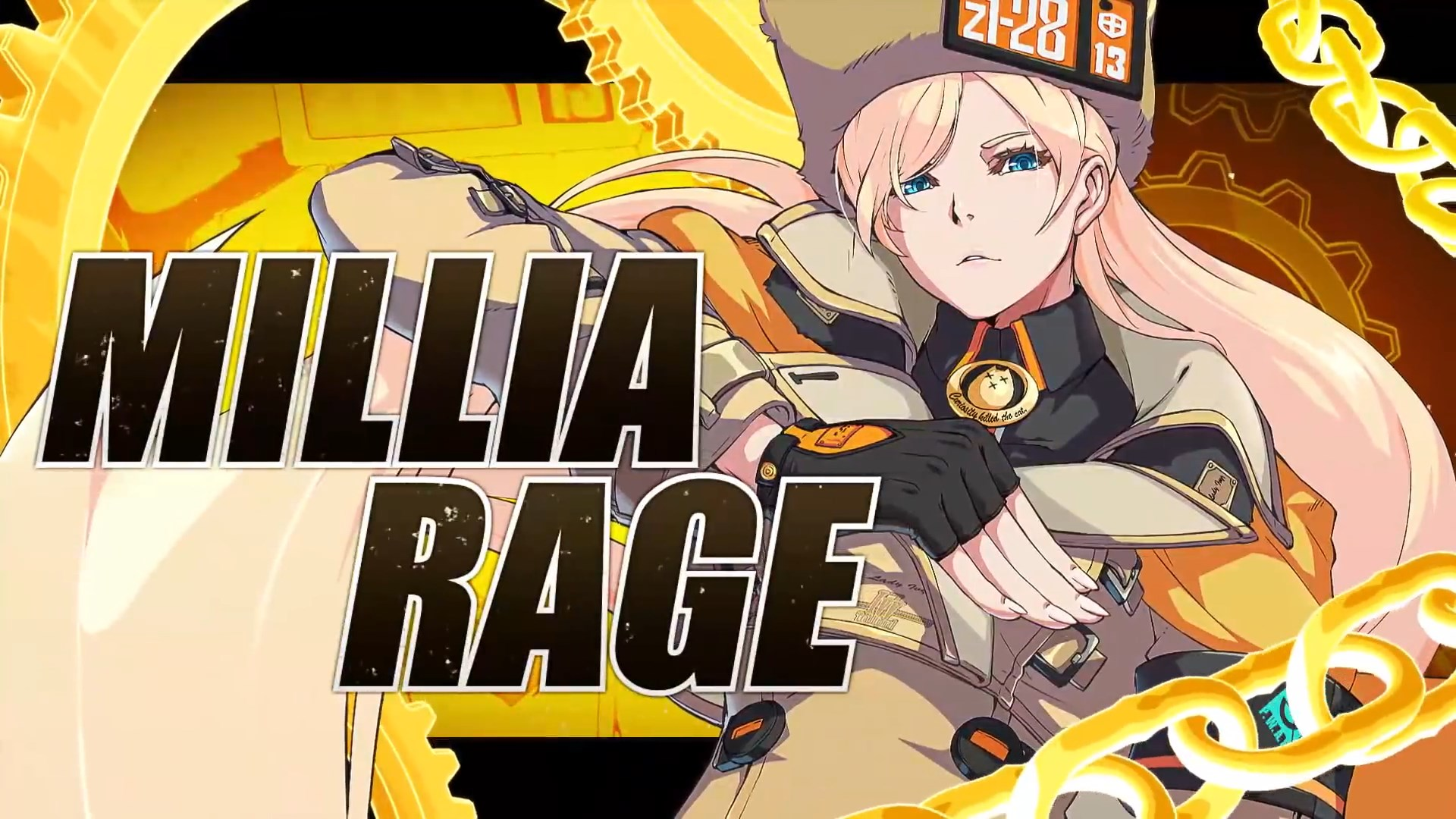 Millia Rage Guilty Gear Strive