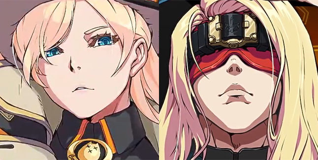 Millia Rage Zato 1 Guilty Gear Strive Banner