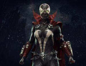 Mortal Kombat 11 Hellspawn Jacqui Briggs